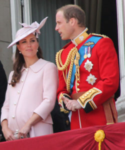 Prince William and Catherine,Duchess of Cambridge in 2013