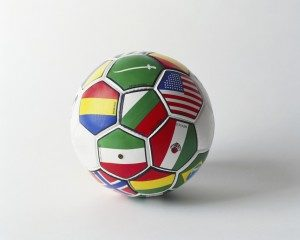 Soocer Ball for International Countries